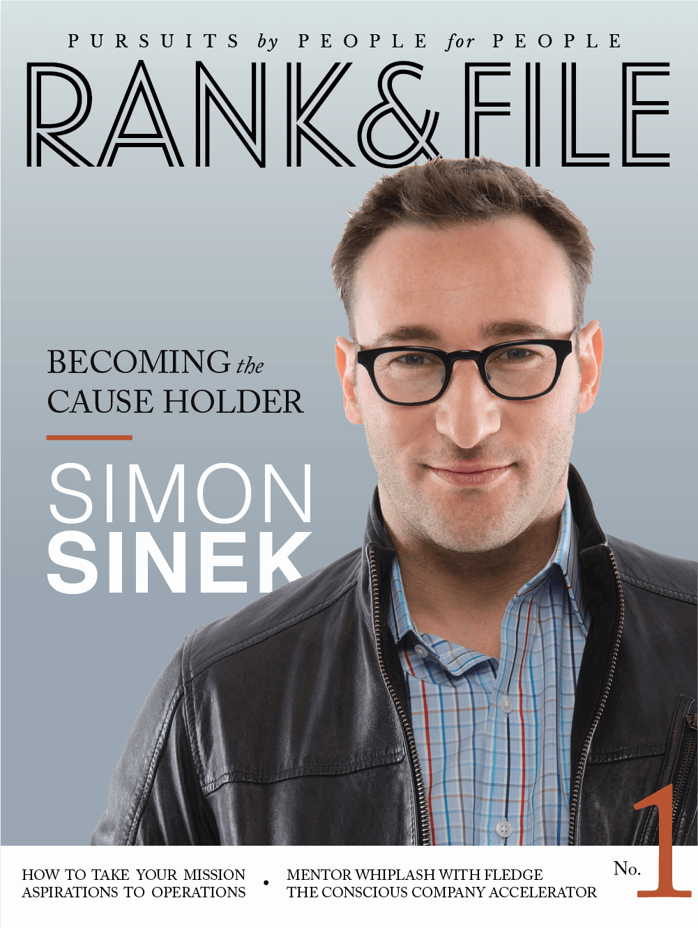 free magazine for social entrepreneurs and conscious company, simon sinek interview on social enterprise