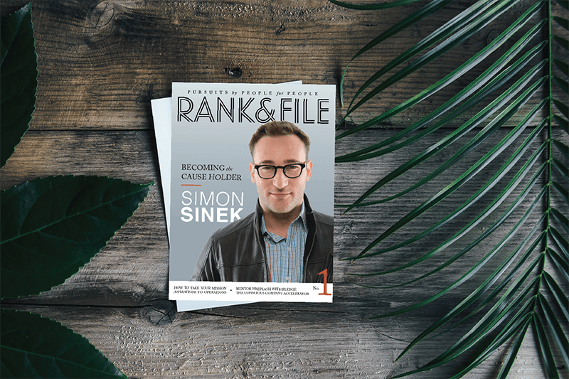 Rank & File Magazine - The Free Business Magazine for Social Enterprise