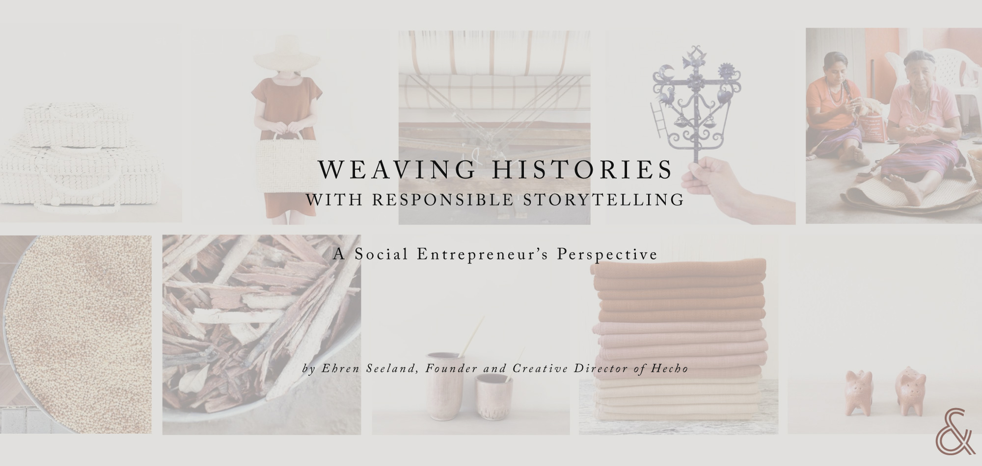 Weaving Histories with Responsible Storytelling: A Social